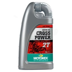 Olio MOTOREX Cross Power 2T