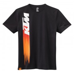 T-shirt KTM FADED TEE BLACK